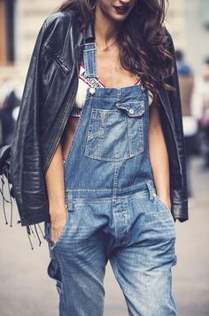 Rock 'n' Roll Style ✯ Sara Rossetto #bleumode