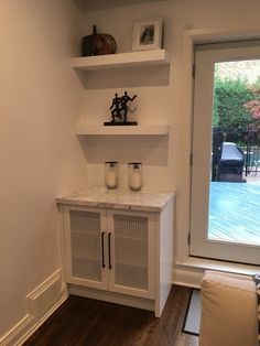 Built In Wall Units, Wall Unit Designs, Built Ins, The Unit, Interiors, Built In Furniture, Build In Cupboards, Decoration Home, Decor
