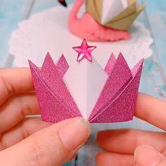 Origami Flowers 666532813590001367 - LINK to GET MORE >>>> easy paper craft mini paper flowers wedding paper flowers huge paper flowers Source by Paper Flowers Craft, Paper Crafts Origami, Paper Crafts For Kids, Flower Crafts, Diy Paper, Paper Crafting, Origami Flowers, Diy Flowers, Diy Crafts Hacks