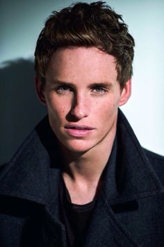 RE- PIN BY BETHANY: Eddie Redmayne - a maybe to play one of the three nephews Jim Kirk is said to have (official Canon) - when the three are older, of course. Only one is ever named & seen - Peter, who stars in the Novel Sarek by Ann C. Crispin