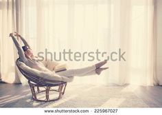 Find Young Woman Home Sitting On Modern stock images in HD and millions of other royalty-free stock photos, illustrations and vectors in the Shutterstock collection. Thousands of new, high-quality pictures added every day. Fort Collins, Modern Chairs, Hanging Chair, Young Women, Vintage Photos, Photo Editing, Royalty Free Stock Photos, Book Instagram, Relax