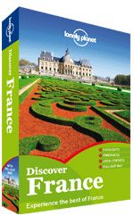 Discover France travel guide. << Experience the best of France. This full-colour guide does the work for you - Lonely Planet's trademark expertise cuts straight to the must-see highlights of the country so no matter what your time frame or budget, you won't miss the best bits.