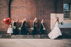 centennial park wedding photography