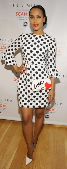 Kerry Washington | The Limited's Scandal Collection