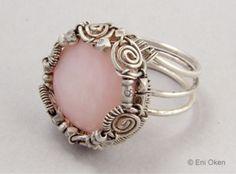 Ornate Ring Tutorial by Eni Oken.