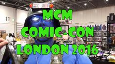 MCM Comic Con London 2016 Comic book and superhero fans unite! The greatest pop culture event is in town! YAY! #ComicCon I am pretty ill educated in the depth of any one genre preferring to dip my toe in the shallow end of Anime however its amazing how so many people love their favourite characters! http://youtu.be/aFqEh4R7h1w