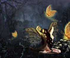 Light in the darkness by Fae-Melie-Melusine.deviantart.com on @deviantART