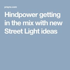 Hindpower enters the market with the determination of becoming the best Street Light manufacturer in the capital and has employed new technology for this goal.