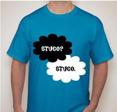 Stuco shirt inspired by The fault in our stars.