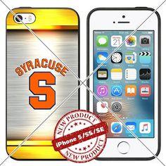 New iPhone SE Case , 5/5s TPU Case Syracuse Orange Logo C…