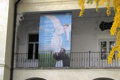 Andělé všude kam se podíváš, MUO, Olomouc