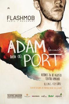 Adam Port: 16 de agosto, 2013.