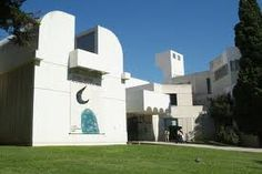 Josep Ll. Sert, arquitecte. Fundació Miró, Barcelona.