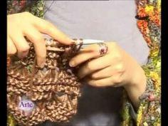 María Fernanda te enseña a tejer un chaleco a dos agujas con hilado Brillo. Lo tejés en 1 tarde y lo disfrutás toda la temporada. Seguinos en www.arteztv.com.ar