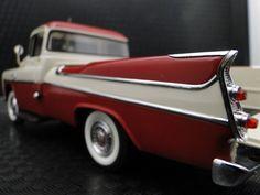 Dodge 1 Pickup Truck 1950s 43 Vintage Antique Classic 12 Sport Car 24 Metal 18 #DODGE #Dodge