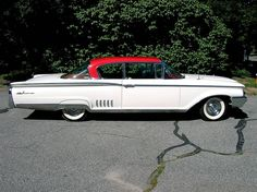 In the previous 2 years of Park Lane's existence, while it looked like other Mercury's, it rode on a longer wheelbase, necessitating a different chassis and some unique body panels. Description from mercomatic.com. I searched for this on bing.com/images