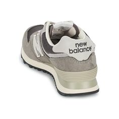 New Balance 574 Women's Grey White Ml574  Delivery Mode:Free Shipping Return Policy:60 Days Free Returns