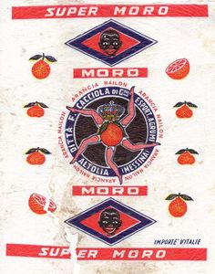 Il sito della raccolta di incarti di agrumi di Romana Gardani / Romana Gardani orange wrappers collection / la récolte de papiers d'orange de Romana Gardani
