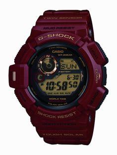 G-9330A #Casio #GShock #Mudman #30years