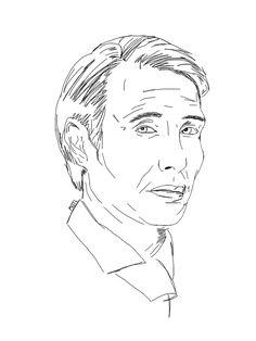 Hannibal #Hannibal #MadsMikkelsen
