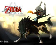 Zelda: Twilight Princess - wii