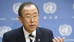 UN chief says Syria resolution must be enforceable
