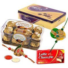 Send Rakhi Gifts to Chennai