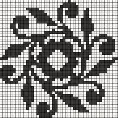 Alpha Friendship Bracelet Pattern #14517 - BraceletBook.com