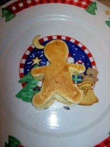 Fun Christmas breakfast idea