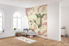 Forest Wallpaper, Photo Wallpaper, Kids Room Design, Wall Design, Nursery Inspiration, Interior Inspiration, Nursery Wall Art, Nursery Decor, Adventures By Disney
