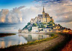 Mont SaintMichel french la
