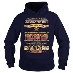 ASSISTANT-ATHLETIC-TRAINER - #womens sweatshirts #tailored shirts. MORE INFO => https://www.sunfrog.com/LifeStyle/ASSISTANT-ATHLETIC-TRAINER-92575732-Navy-Blue-Hoodie.html?60505