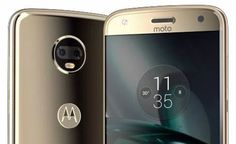 Este é o Motorola Moto X 4