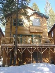 Shaver Lake Cabin Rental: Luxury Cabin With Wireless Internet And Pool Table, Sleeps 16 | HomeAway 1400/4 nights 6beds 4 baths christmas