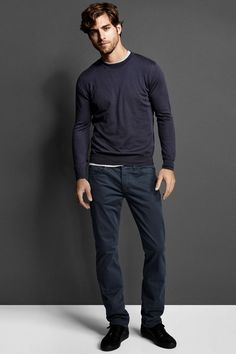 Fall New Arrivals: Kane in Harbour Blue. #JBRAND
