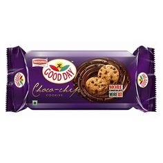Cookies : Britannia Good Day Cookies - Choco Chip Get chance to win 1TB Hard Disk free on login www.bazaar8home.com and make account here