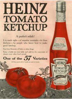 Heinz, USA (1910)