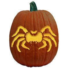 disturbed logo pumpkin carving patterns - 500×500