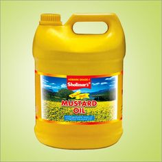 Clients can also avail from us an effective range of Mustard Oil Jar 5 Ltr, which is processed in compliance with the set industry norms using quality tested mustard seed and updated technology. Mustard Oil, Mustard Seed, Edible Oil, Cooking Ingredients, Coriander, Drink Bottles, Coconut Oil, Jar, Glass