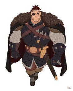 Robin Hood 2015 - Prince John's henchman by Hong Soonsang Character Drawing, Character Illustration, Game Character, Character Concept, Concept Art, Fantasy Heroes, Fantasy Characters, Prince, Character Design References