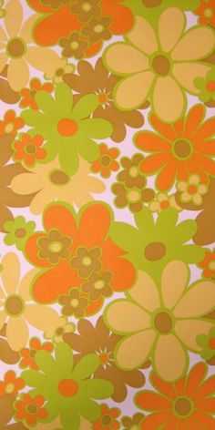 Tapete Poppy - Bild 1 Whats Wallpaper, Hippie Wallpaper, Iphone Background Wallpaper, Retro Wallpaper, Aesthetic Iphone Wallpaper, Aesthetic Wallpapers, Hello Kitty Wallpaper, Kawaii Wallpaper, Wallpaper Desktop