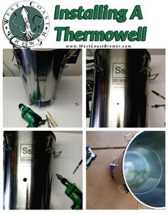 How to Install a Thermowell http://www.westcoastbrewer.com/BrewersBlog/home-brewing-equipment/how-to-install-a-thermowell/