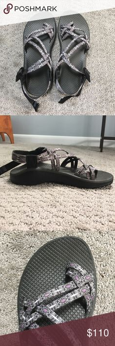 Size 8M Chacos Women's Z / Cloud X2 Sandal Size 8M and color ringshell slate. Never been worn, I just bought the wrong size and forgot to return them in time. Chacos Shoes Sandals