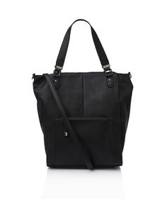 ZIP FRONT POCKET BAG New Handbags, Online Bags, Women's Accessories, Sunnies, Pocket, Zip, Shopping, Black, Sunglasses