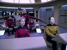 Star Trek 4, Star Trek Show, Dwight Schultz, Tony Todd, Jonathan Frakes, Marina Sirtis, Starship Enterprise, The Final Frontier, The Next