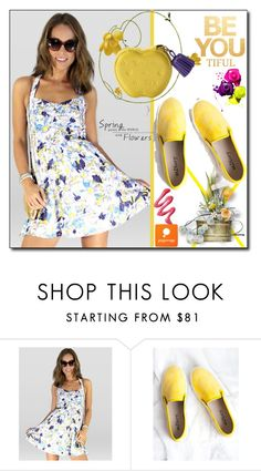 """POPMAP 57. / II"" by esma178 ❤ liked on Polyvore featuring MINKPINK and popmap"