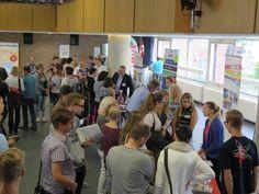 JuBi Oldenburg 20.08.2016 #Schüleraustausch #Messe #Jugendliche