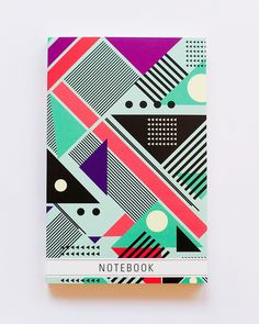 Notebook The Rhythm by Pocket Shop AB, via Flickr