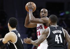 Pistons at Nets - 2/1/16 NBA Pick, Odds, and Prediction