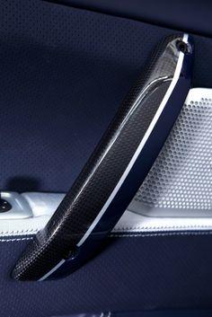 The Ferrari California T interior detail